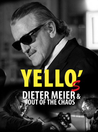 Yello's Dieter Meier & Out of the Chaos. Дата концерта  перенесена на 23 марта