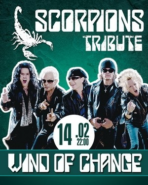 "Wind Of Change Tribute band ""Scorpions"""
