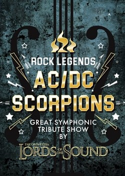 Rock Legends: Scorpions /  AC/DC (tribute show)