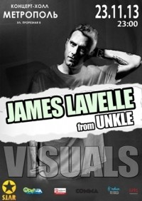 James Lavelle (Unkle)