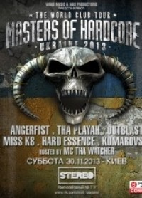 Masters of Hardcore World Club Tour