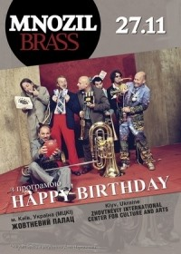 Mnozil Brass «Happy Birthday»