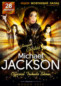 MICHAEL JACKSON. Official Tribute (Sergio Cortes)
