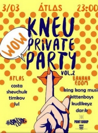KNEU private party