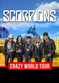 Scorpions. Crazy World Tour